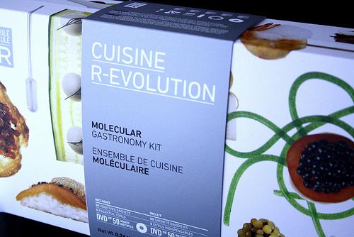 cuisine r evolution
