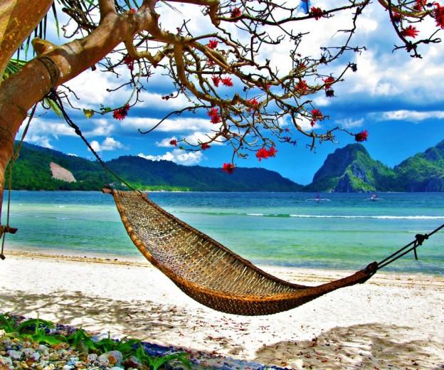 5 hamaca playa